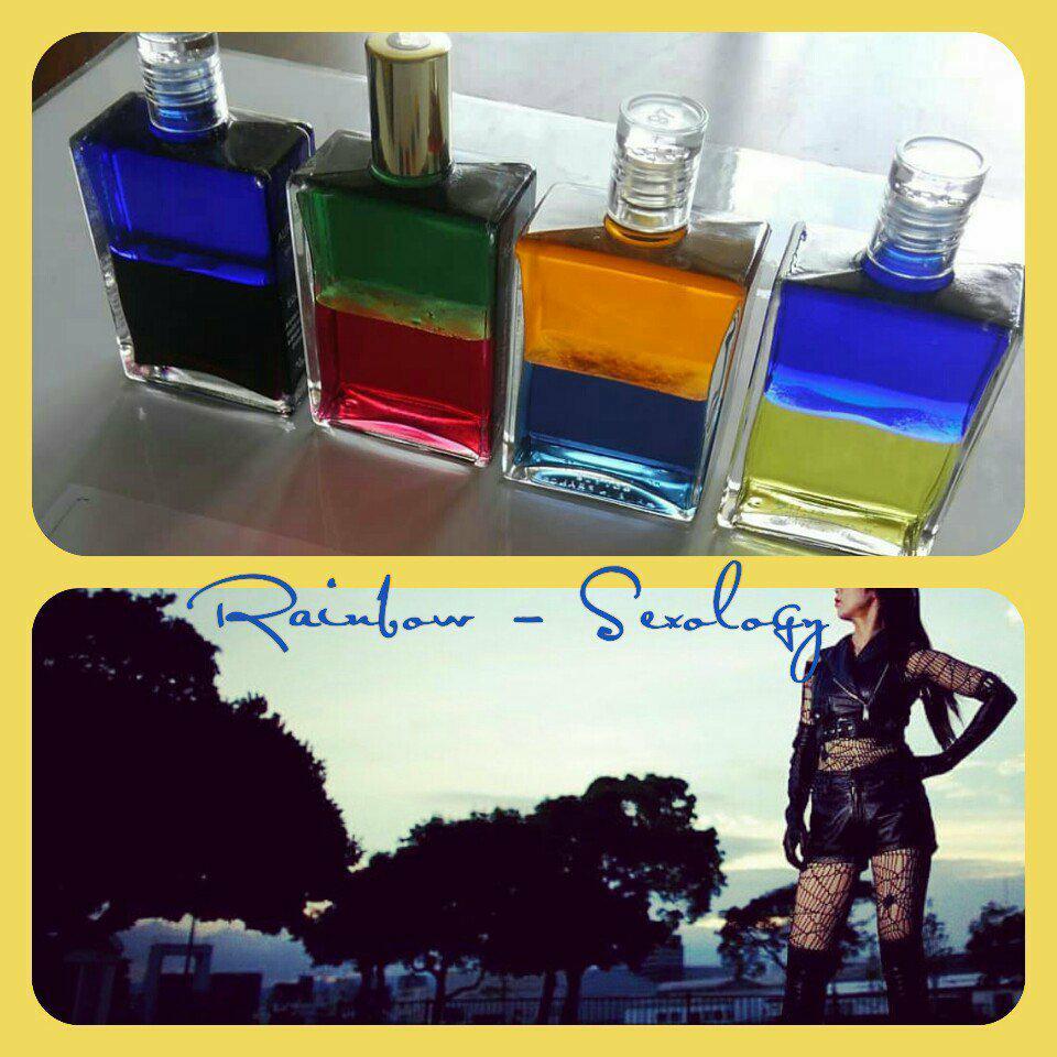 虹の青のワークショップ&セッション